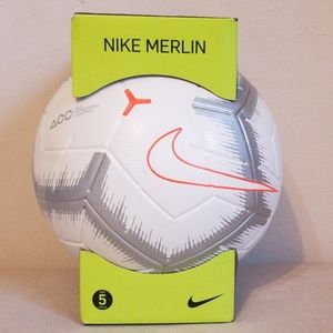 Nike Merlin QS  2018-2019 Match Soccer Ball #5